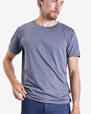 T-shirt Astral, Charcoal - OHMME