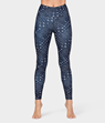 Yogatights Star Gaze Legging, Blue Multi - Manduka