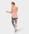Yogatopp Breeze Support Cami, Dusty Rose - Manduka
