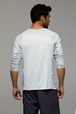 Raglan Long Sleeve, Wolf Gray - ONZIE
