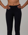 High Rise Legging, Black - ONZIE