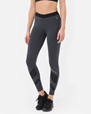 Dale Fitness Leggings, Grafit - DOM
