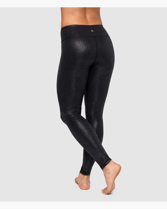 Essential Legging, Black Pebble - Manduka