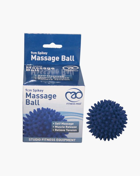 Massageboll, stor, 9 cm - Yoga-Mad