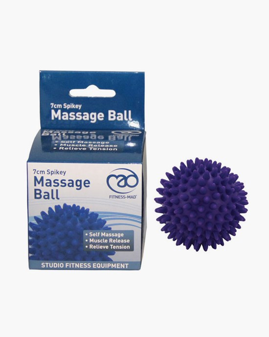 Massageboll, liten, 7 cm - Yoga-Mad